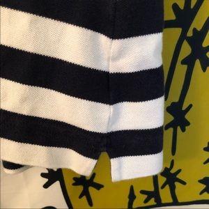 Lacoste Tops - 👚 Lacoste Alligator Striped Pique Polo 🐊